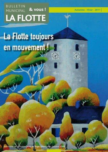 Automne / hiver 2011 - La Flotte