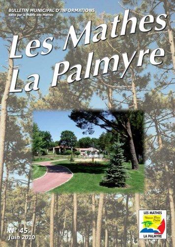 View brochure - Site de la ville Les Mathes La Palmyre