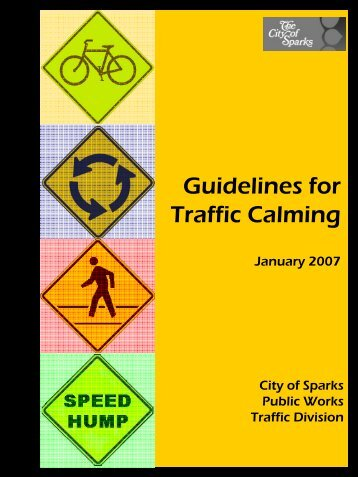 Guidelines for Traffic Calming - City of Sparks