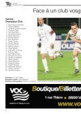 le journal - Vannes Olympique Club - Page 6