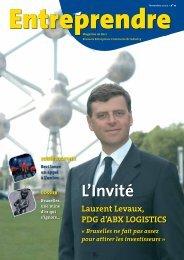 L'Invité - Union des Entreprises de Bruxelles