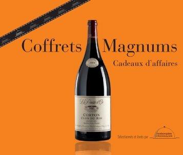 Coffrets Magnums - Nos bons plats chez vous