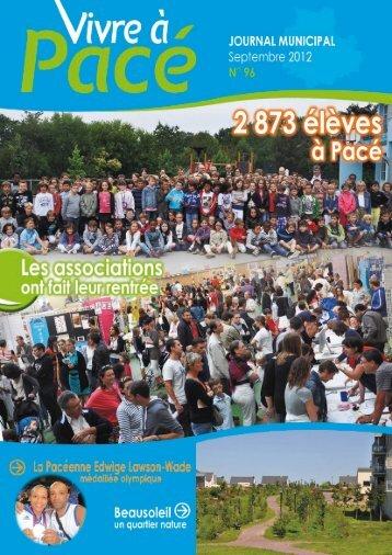 09/12 - Bulletin municipal n°96 - Ville de Pacé