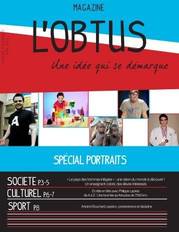 SpEcial portraits
