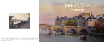 Cet ouvrage… - Aquarelles - Thierry DUVAL