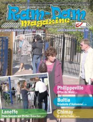 2 LOTS sur l'entité Cerfontaine comprenant - Ramdam Magazine