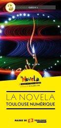 Toulouse numerique La Novela 2011 - Ekito