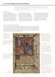Le Livre des Voyages de Jean de Mandeville - BnF
