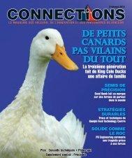 Magazine CONNECTIONS - Printemps 2010 - Kinecor