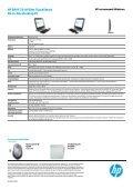 HP ENVY 23-d160ez TouchSmart All-in-One Desktop PC - Page 2