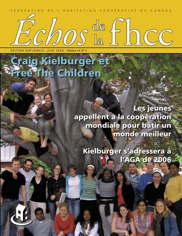 JUIN 2006 - Co-operative Housing Federation of Canada