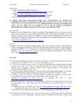 List of Publications and of Work in Progress - Department of ... - Page 3