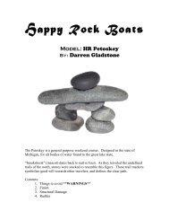 Happy Rock Boats - Claymore