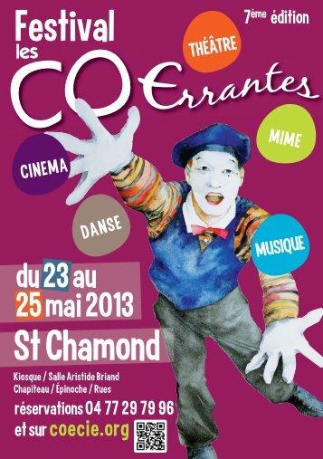 Télécharger - COéCIE Théâtre et Musique