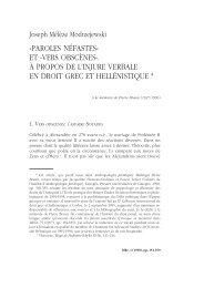 Dike. Rivista di storia del diritto greco ed ellenistico - Led on Line