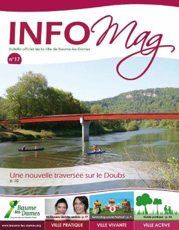 Info Mag n°17 - Baume-les-Dames