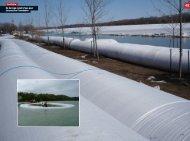 Portfolio : Des barrages anti-inondation - Risques et Savoirs