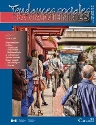 Tendances sociales canadiennes Hiver 2011 - Publications du ...