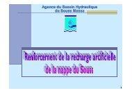 Agence du Bassin Hydraulique du Souss Massa - INBO