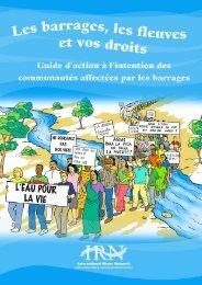 Impacts des barrages - International Rivers