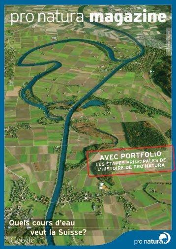 Quels cours d'eau veut la suisse» (pdf) - Pro Natura