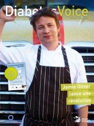Jamie Oliver lance une révolution - International Diabetes Federation