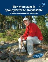 Bien vivre avec la spondylarthrite ankylosante