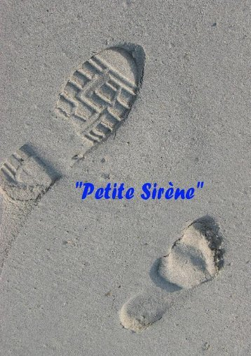 dossier « Petite Sirène - Compagnie Signe Distinctif