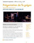 Une année « Graine de Mots - Bayeux - Page 3