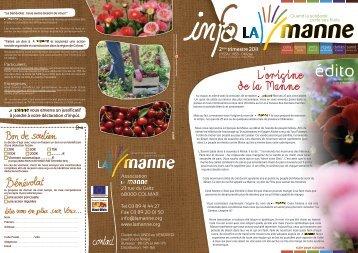 2ème trimestre 2011 - La Manne