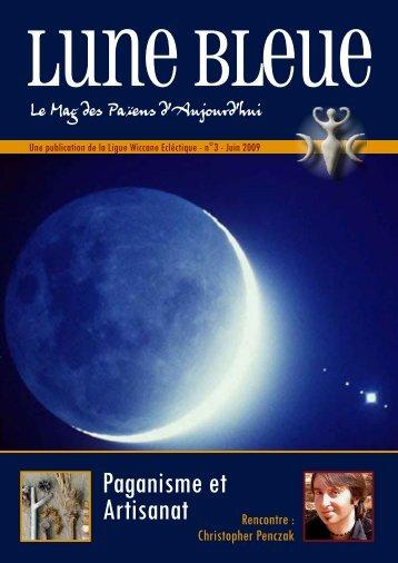 Lune Bleue n°3