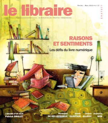 Numéro 57 - Le libraire