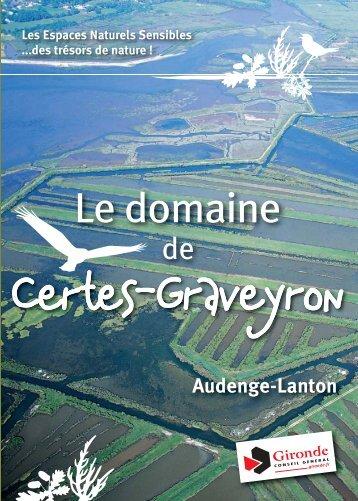 Domaine de Certes-Graveyron - guide (format Document Adobe