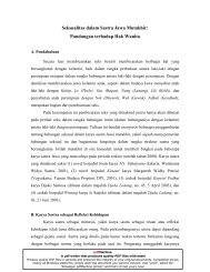 Seksualitas dalam Sastra Jawa Mutakhir: Pandangan ... - Staff UNY