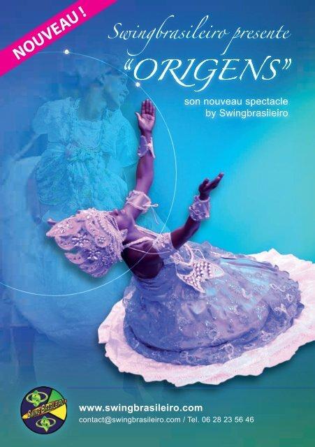 Spectacle Origens - Swing brasileiro