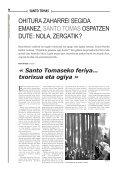 santo tomas - Le Journal du Pays Basque - Page 6