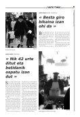 santo tomas - Le Journal du Pays Basque - Page 7