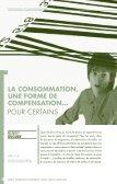 La consommation, une forme de compensation… Pour certains - Page 4