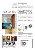 Hotelcard-Schalter Januar 05 Ausführung 230 VAC Ausführung EIB ... - Seite 2