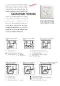 Thermostats Avril 09 Servocommandes ... - Feller Clixx - Seite 3