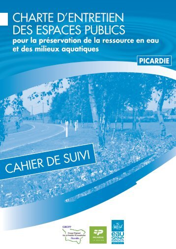 CHARTE D'ENTRETIEN DES ESPACES PUBLICS - Agence de l ...