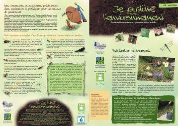 """Je jardine…""n°8 R°V° non vect - Lannion-Trégor Agglomération"