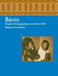Bénin - Measure DHS
