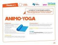 Mission n o 7 - Animo-Yoga - Défi Santé 5/30 Équilibre