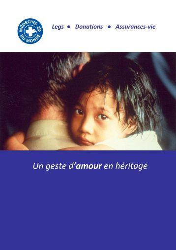 Brochure Legs FR final - Médecins du Monde