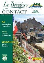 octobre 2009 - Site officiel La Bouëxière