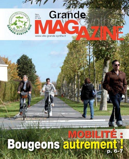 Magazine de novembre - Ville de Grande-Synthe