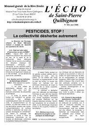 N°203 Mai 08 - Wiki-Brest