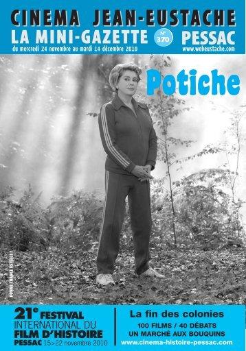 CINEMA JEAN-EUSTACHE - Webeustache