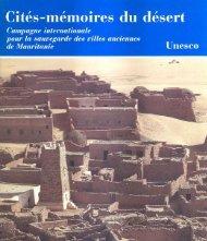 Cités-mémoires du désert: Campagne ... - unesdoc - Unesco